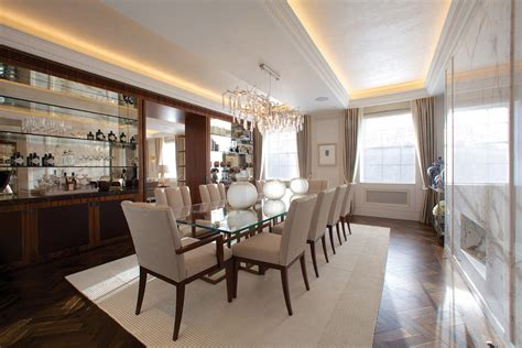 top  interior designers brilliant dining rooms