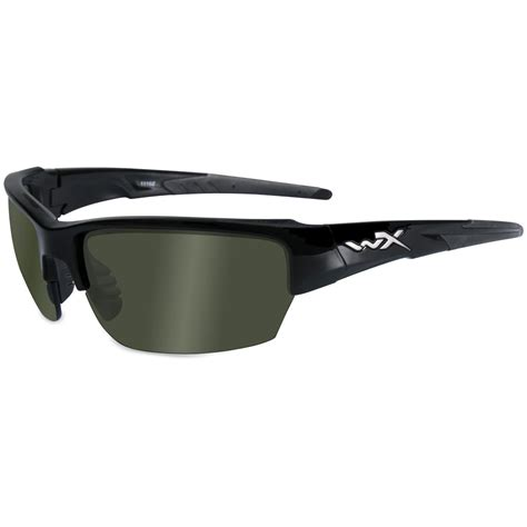 wiley x wx changeable polarized sunglasses green