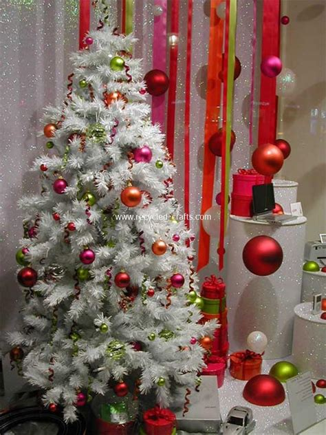 white christmas tree decorations pictures 10 diy decorating ideas recycled things