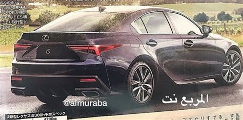 Lexus Is 2020 by 2020 Lexus Is Rendered Caradvice