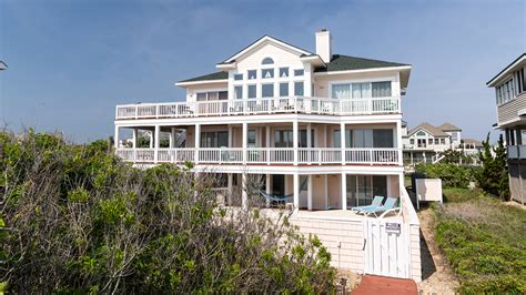 duck outer banks vacation rentals crest outer banks vacation rental in duck nc