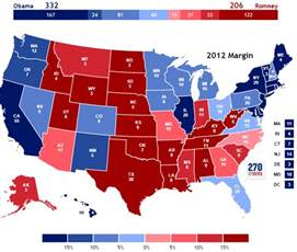 presidential election of 2012