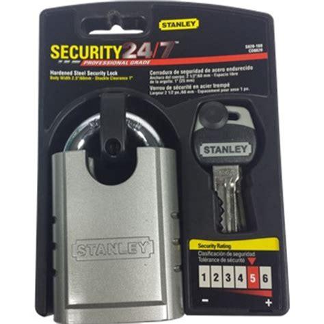 stanley cd8820 high strength security padlock 60mm