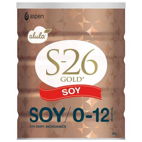 S26 Soya Buy S26 Gold Alula Soy 900g At Chemist Warehouse 174