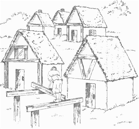pilgrim village coloring page plymouth colony coloring page coloring pages