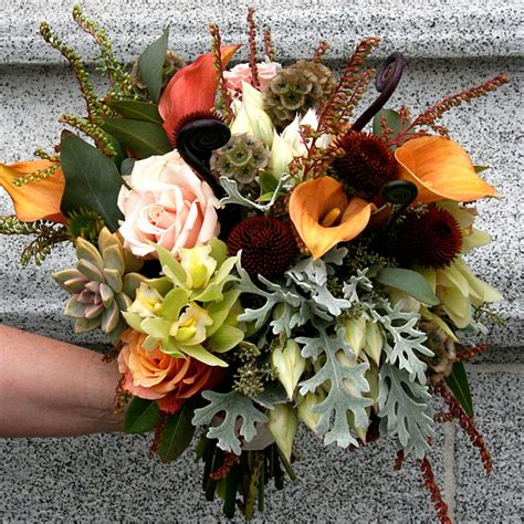 fall flowers wedding pin by bree severe on mah wedding flower ideas pinterest