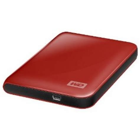 Harddisk External Wd Passport 500gb Western Digital My Passport Essential 500gb Usb 2 0