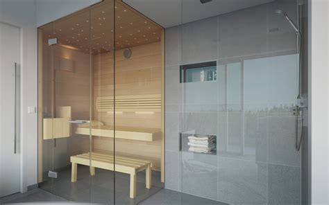 Man Bathroom Ideas by Klafs Planungsideen