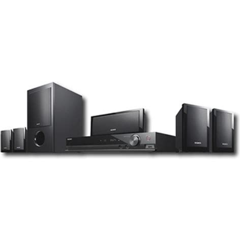 sony dav dz170 5 1 channel dvd home theater system