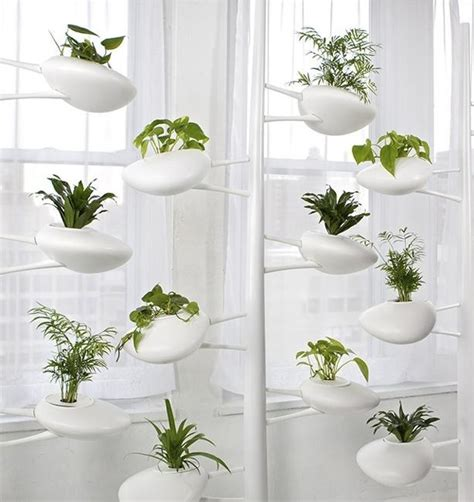 vertical garden accessories hydroponic planter holders from danielle trofe adding