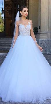 24 various gown wedding dresses for amazing look