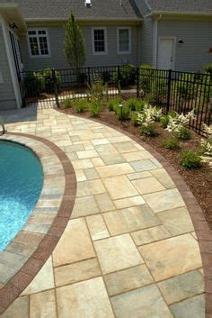 Unilock Beacon Hill Flagstone Prices 1000 Ideas About Pool Pavers On Travertine