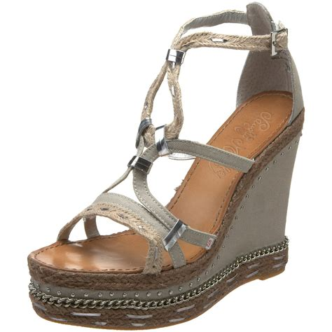 Monkey Luxury Heels by Monkey Monkey Womens High Roller Wedge
