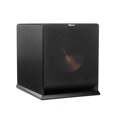 Subwoofer Aktif Cello Slot 5 Mini reference series powered subwoofers klipsch