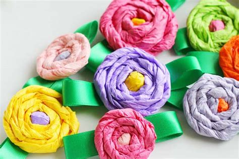 Arts And Crafts With Tissue Paper - tissue paper for ideas arts and crafts projects