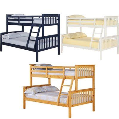Trio Bunk Beds For Sale Otto Trio Bunk Bed Wooden With Mattress For Sale In Leeds Bradford Halifax