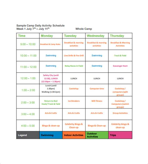 event calendar templates family activity calendar template activity