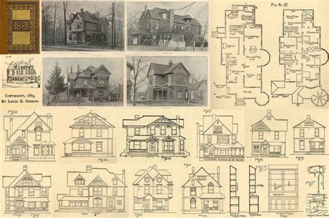 victorian houses floor plans 1889 antique victorian houses architect house floor plans