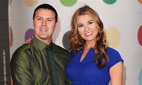 has paddy mcguinness had hair transplantation paddy mcguinness wife christine reveals their twins have
