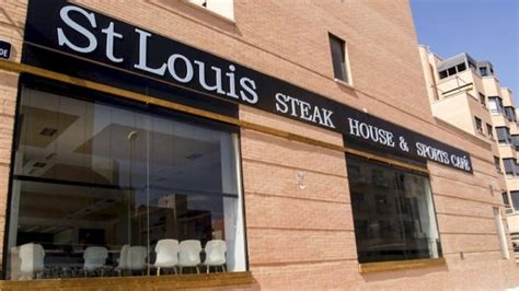 louis steak house restaurante st louis steak house sports cafe en madrid fuencarral el pardo las