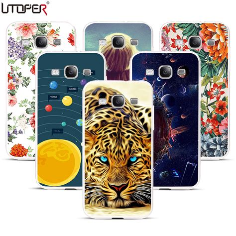 Softcase 4 Tiger for galaxy s3 neo soft plastic silicone for