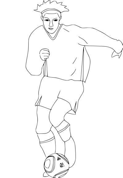 dessin de foot de ronaldo coloriage c ronaldo 224 imprimer et colorier