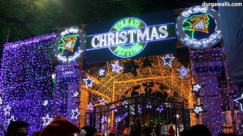 images of christmas in kolkata christmas celebrations in kolkata durgawalls