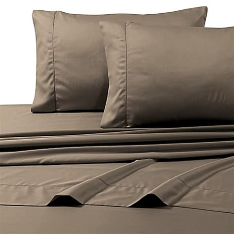 800 Thread Count Sheets King by 800 Thread Count Pocket Sheet Set Bed Bath Beyond