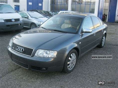 2002 audi a6 2 7 audi a6 2 7 2002 auto images and specification