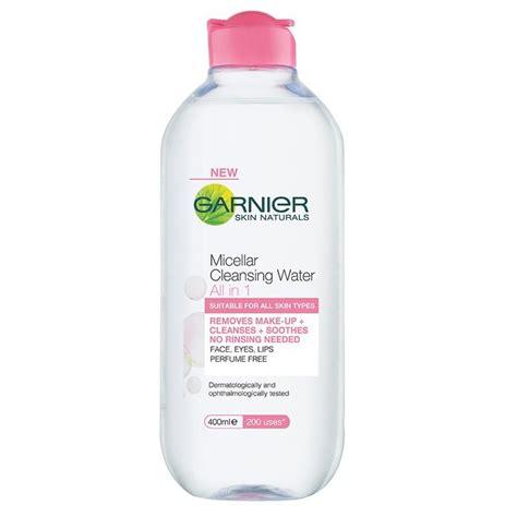 Maskara Garnier garnier skinactive micellar cleansing water reviews photos ingredients makeupalley