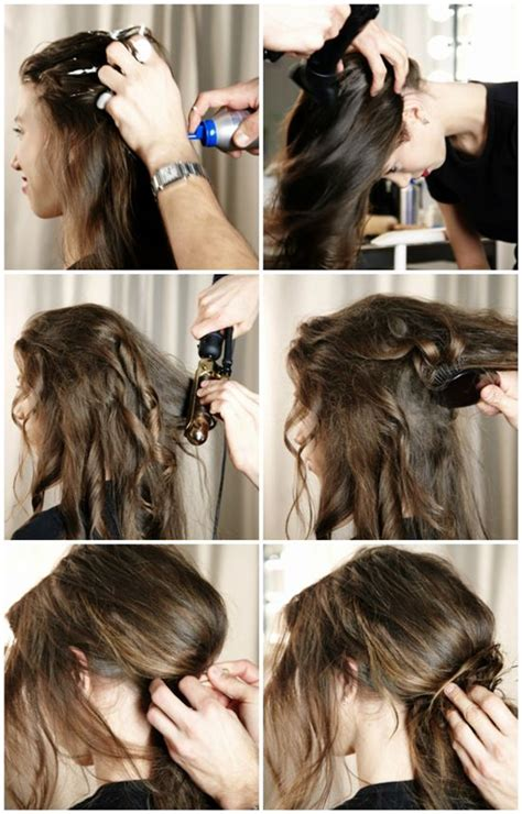 Fashion Find Easy Extensions by 5 Minutes Daily Hairstyles With Hair Extensions