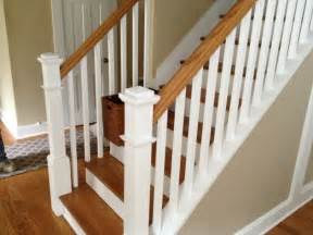 White Stair Handrail White Railing Images Search