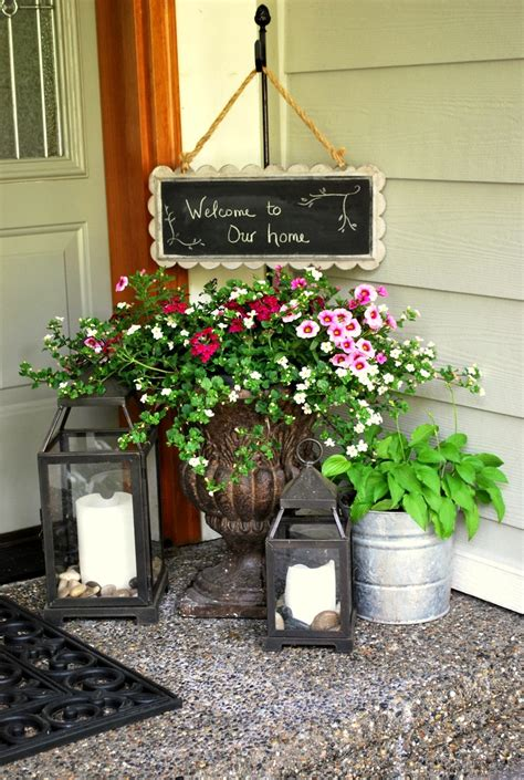 front porch decorating how to spruce up your porch for spring 31 ideas digsdigs