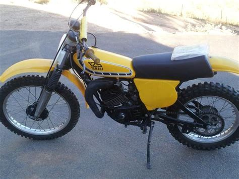 buy 1976 yamaha yz125x mx vintage ahrma yz on 2040 motos
