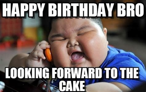 Bday Memes - happy birthday brother wishes messages quotes meme