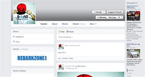 cara membuat nama akun facebook kosong membuat nama facebook membuat account facebook tanpa nama