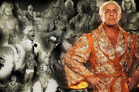 Car Wallpaper Slideshow Torrent by Quot The Nature Boy Quot Ric Flair The Story Of Professional