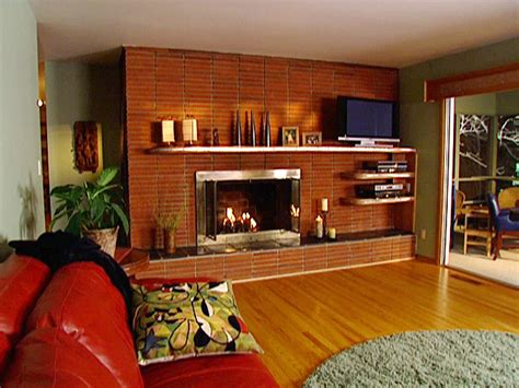 How to Install a Floating Mantel   how tos   DIY