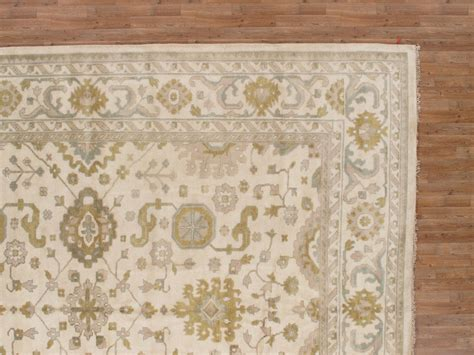 12 X 14 Area Rug 12 1 X 14 8 Oushak Area Rug Nyc Rugs Antique Contemporary Area Rugs