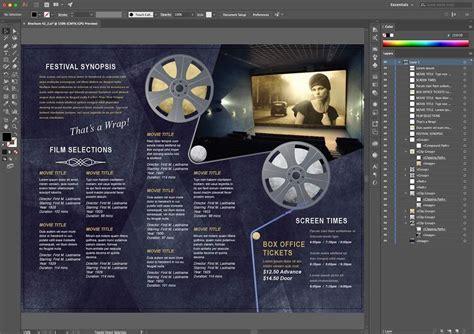 맥 앱 일러스트레이터 브로셔 템플릿 서식 파일 모음집 브로셔 디자인 Brochure Design Templates For Illustrator Affinity Designer Brochure Templates