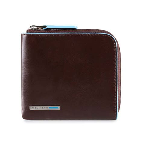 portafoglio porta carte di credito portafoglio uomo piquadro mogano porta carte di credito