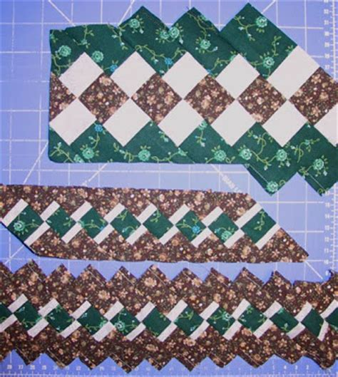 Seminole Patchwork Techniques - forestjane designs seminole patchwork