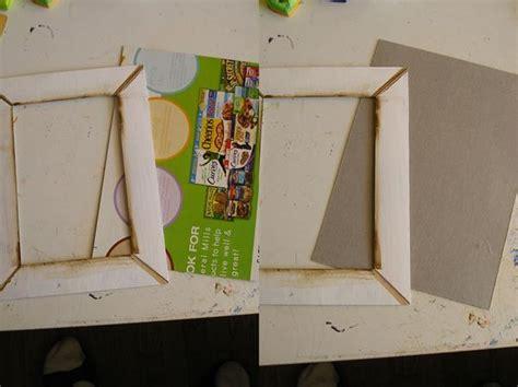 cara membuat lemari dari bahan kardus cara membuat bingkai foto dari kardus bekas