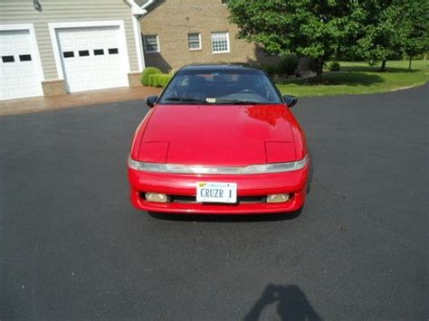 mitsubishi eclipse 1991 turbo buy used 1991 mitsubishi eclipse awd turbo fast and