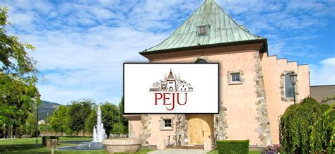 www peju com winery truffle lunches 2015