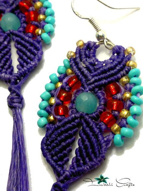 Macrame Ring Patterns - knot the day away with macrame jewelry patterns