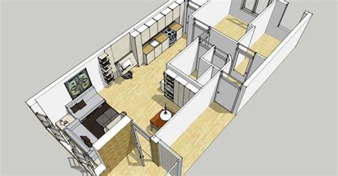 google sketchup tutorial vimeo bird eye view of google sketchup plan for redecoration of