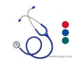 Stetoskop Spirit Deluxe Dewasa Hitam Dan Abu Abu T1910 1 jual stetoskop murah