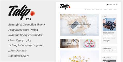 blogger themes code free download tulip responsive wordpress blog theme