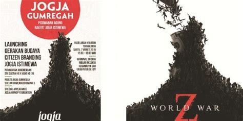 design poster jogja 10 poster lokal ini mirip poster film luar kebetulan atau